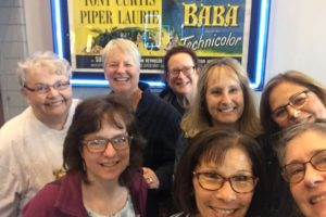 "book club goes to the movie ""The Book Club"""