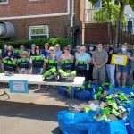 Dignity Grows Packing Party